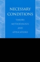 Necessary Conditions - Gary Goertz; Harvey Starr