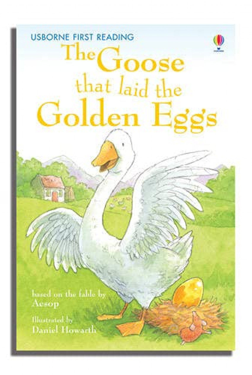 Goose that laid the golden eggs the - Mackinnon M