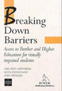 Breaking Down Barriers: Access to Further Education and Higher Education for Visually Impaired Students