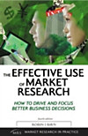 Effective Use of Market Research