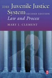 The Juvenile Justice System: Law and Practice - Clement, Mary