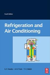 Refrigeration and Air-Conditioning - Hundy, Guy / Hundy, G. H. / Trott, A. R.