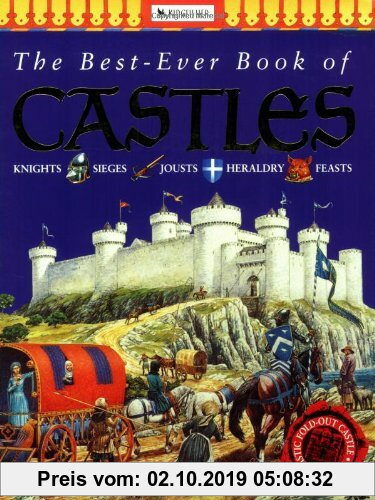 Gebr. - Best-ever Book of Castles