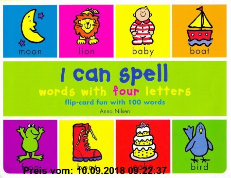 Gebr. - I Can Spell Words with Four Letters