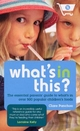 What's in This? - Clare Panchoo; Emma Izaby