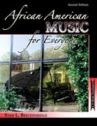 African American Music for Everyone - With CD - Stan L. Breckenridge