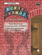 """Movie Songs by Special Arrangement (Jazz-Style Arrangements with a """"Variation""""): Tenor Saxophone, Book & CD"""