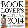 Book Lover's 2014 Page-A-Day Calendar