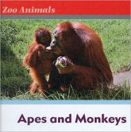 Apes and Monkeys - Jane Palusey