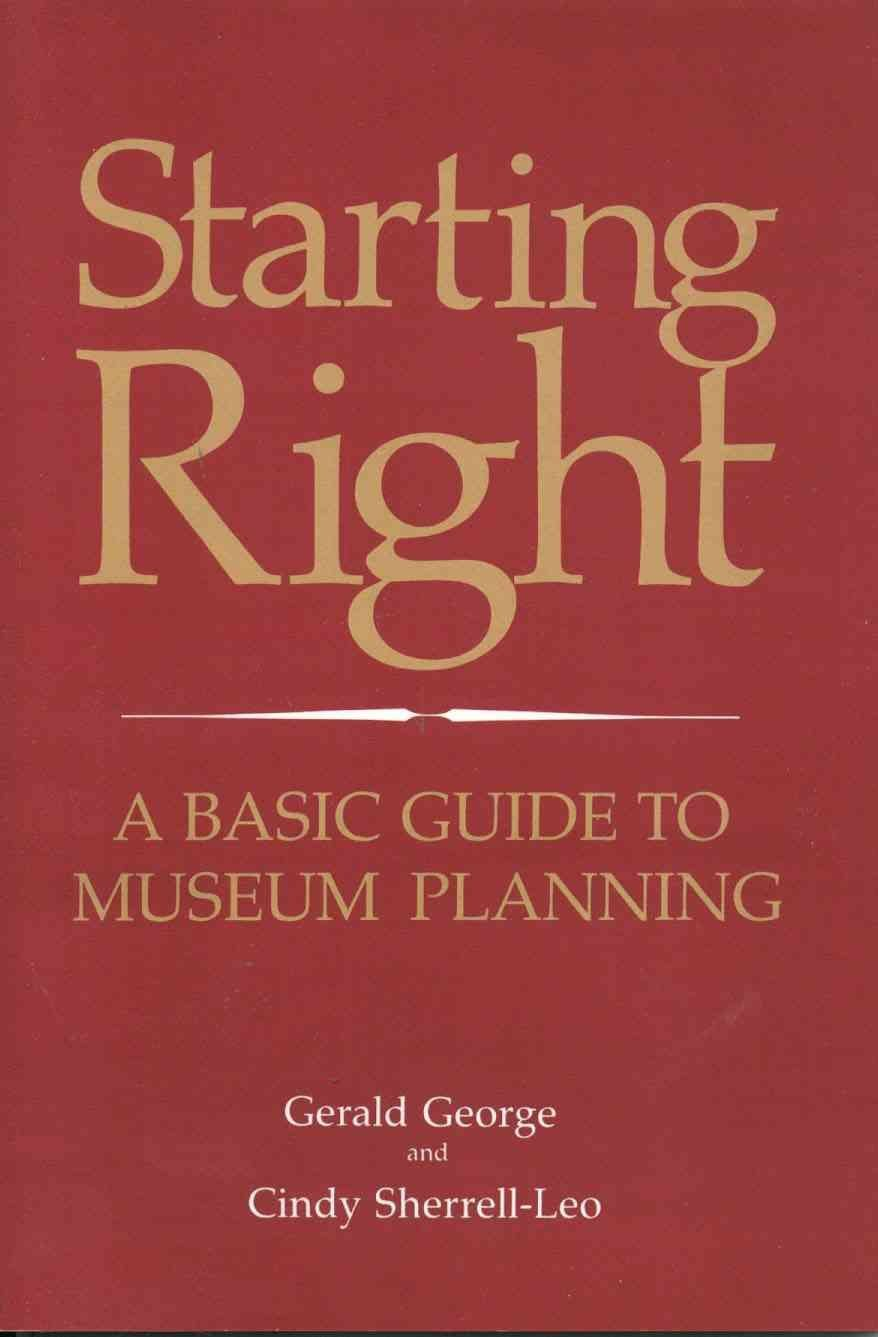 Starting Right - Gerald George