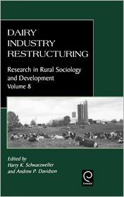 Research in Rural Sociology and Development: Vol 8 - Andrew P. Dr Davidson, Harry K. Schwarzweller, H. K. Schwarzweller (Editor)