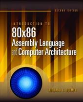 Introduction to 80x86 Assembly Language and Computer Architecture - Detmer, Richard C.
