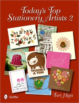 Today's Top Stationery Artists 2 - Tori Higa