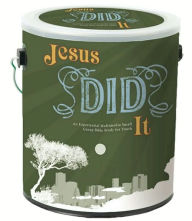 Jesus Did It:: An Eperiential Multimedia Small Group Bible Study for Youth - Group Publishing