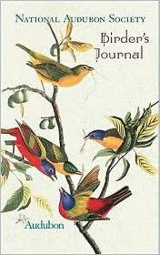 Journal Audubon Birder's - Pomegranate Art Books, Incorporated