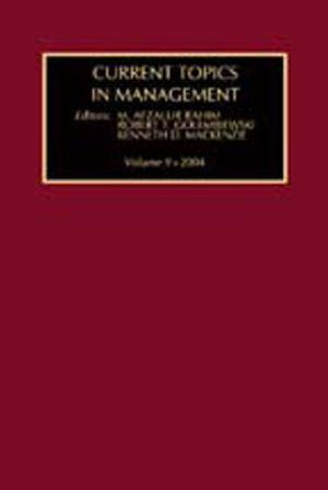 Current Topics in Management Volume 9