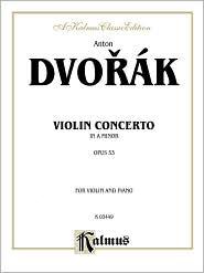 Concerto in A Minor, Op. 53 - Antonin Dvorik