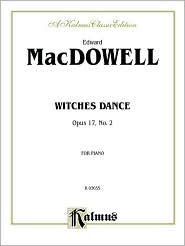Witches Dance, Op. 17, No. 2
