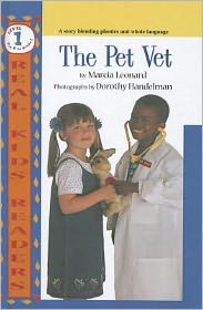 The Pet Vet - Marcia Leonard, Dorothy Handelman