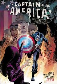 Captain America: Forever Allies - Roger Stern, Nick Dragotta (Illustrator), Marco Santucci (Illustrator), Paolo Manuel Rivera (Illustrator)
