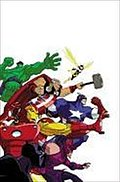 Marvel Universe Avengers: Earth's Mightiest Heroes Comic Readers - Vol. 1 (Marvel Comic Readers)