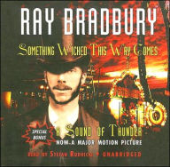 Something Wicked This Way Comes and A Sound of Thunder - Ray Bradbury
