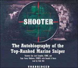 Shooter: The Autobiography of the Top-Ranked Marine Sniper - Casey Kuhlman, Jack Coughlin, Read by Dick Hill