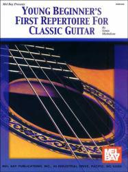 Mel Bay Young Beginners First Repertoire for Classic Guitar - Sonia Michelson