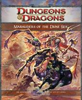 Marauders of the Dune Sea: An Adventure for Characters of 2nd Level - Cordell, Bruce R.