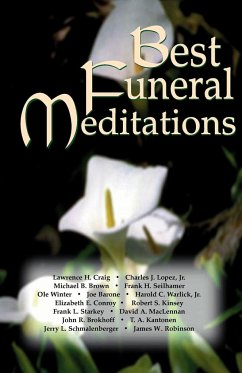 Best Funeral Meditations - Herausgeber: CSS Publishing Co