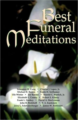 Best Funeral Meditations - CSS Publishing Staff