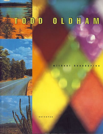Without boundaries. - Oldham, Todd