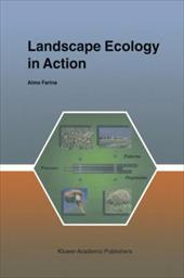 Landscape Ecology in Action - Farina, Almo / Farina, A.