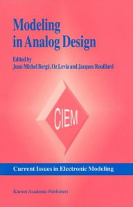 Modeling in Analog Design - Jean-Michel Berge
