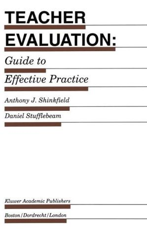 Teacher Evaluation: Guide to Effective Practice
