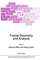 Fractal Geometry and Analysis - Jacques Belair; Serge Dubuc