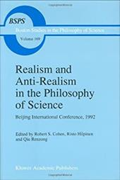 Realism and Anti-Realism in the Philosophy of Science - Cohen, Robert S. / Renzong, Qiu / Hilpinen, Risto