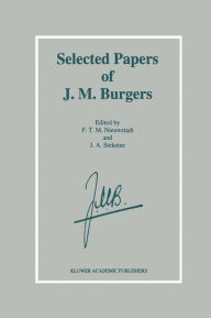 Selected Papers of J. M. Burgers - F.T. Nieuwstadt