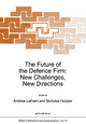 Future of the Defence Firm - Andrew Latham; Nicholas Hooper