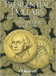 Folder P&d Volume 1: Presidential Dollars