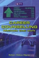 Career Counselling: Methods That Work
