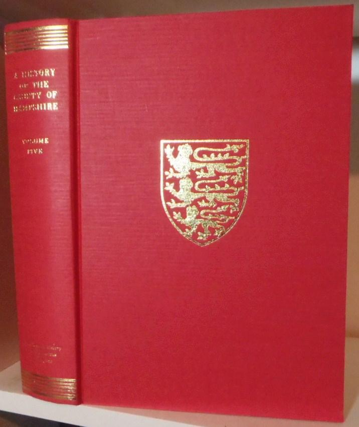 The Victoria History of Hampshire and the Isle of Wight: Volume Five