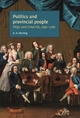 Politics and Provincial People - D. A. Fleming