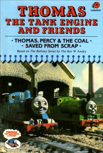 Thomas, Percy and the Coal & Saved From Scrap (Thomas the Tank Engine & Friends)