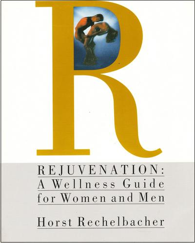 2 book lot: Rejuvenation: A Wellness Guide for Women and Men AND * * Stock Image The Longevity Factor: a Revolutionary New System for Prolonging Your Life