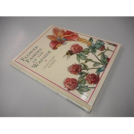 Flower Fairies Library:Flower Fairies of the Wayside (Flower Fairies Series) - Poems And Pictures By Cicely Mary Barker