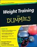 Weight Training For Dummies - Georgia Rickard, Liz Neporent, Suzanne Schlosberg