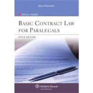 Basic Contract Law for Paralegals - Helewitz (