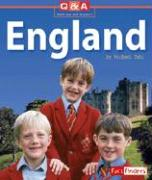 England: A Question and Answer Book
