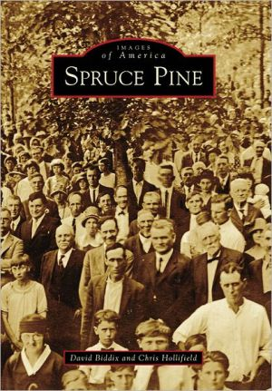 Spruce Pine, NC (Images of America Series) - David Biddix, Chris Hillifield